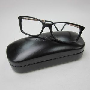 Burberry B2120 3001 Eyeglasses Unisex Italy/OLN